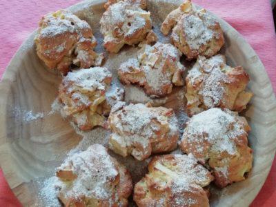 Biscotti di mele morbidi