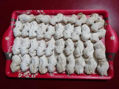 Biscotti di mandorle di zia Andreina