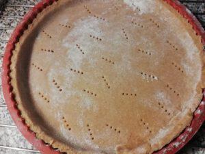 Crostata con marmellata - Pasta frolla
