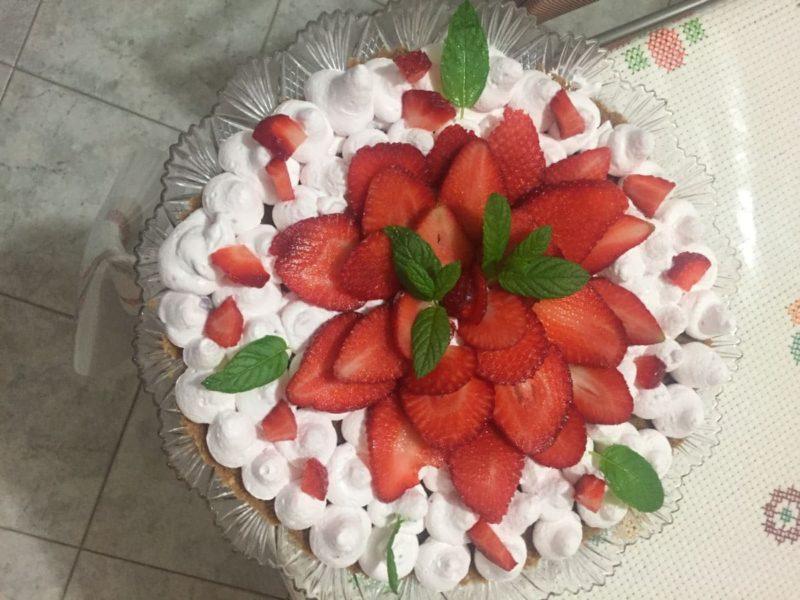 Cheesecake alle fragole: una ricetta facile e veloce